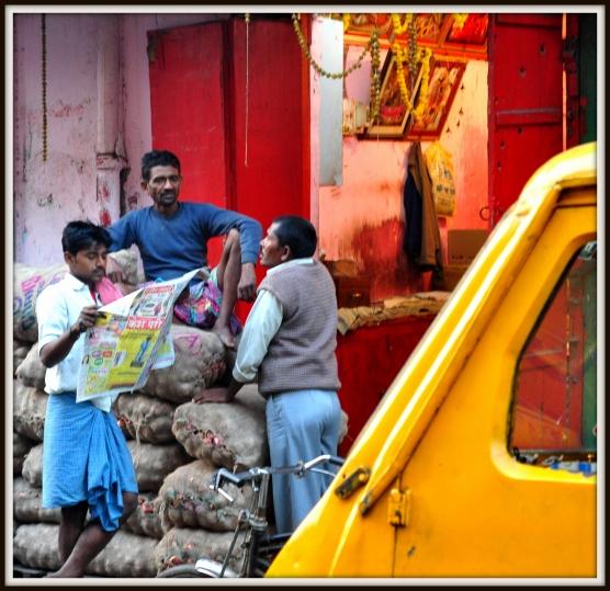 Cowringhee, Kolkata, India