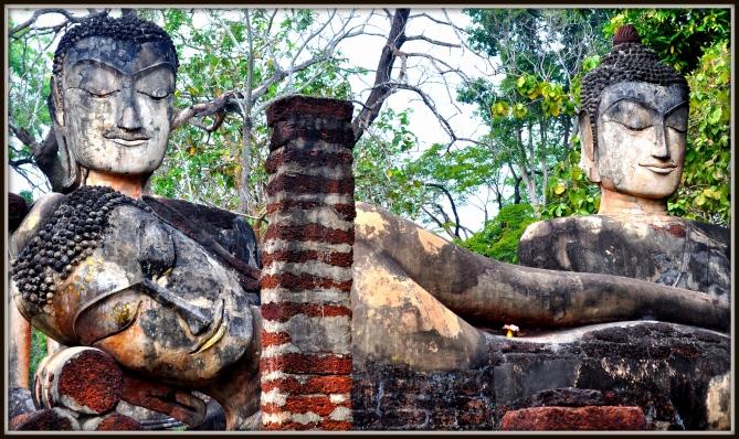 Khamphaeng Pet Historical Park, Thailand