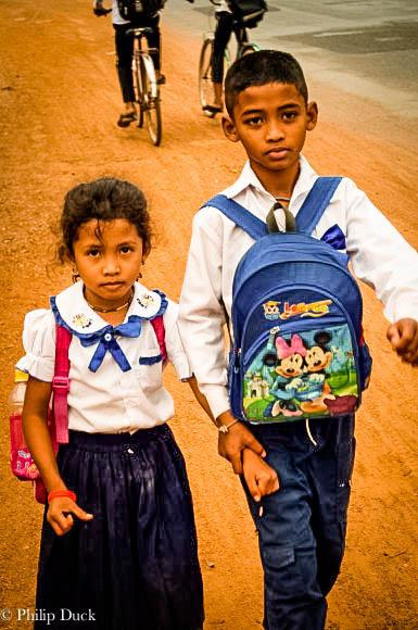 Kampong Chnnang, Cambodia