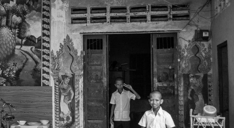 Wat Prek Ambel, Prek Ambel Village, Kandal Province, Cambodia
