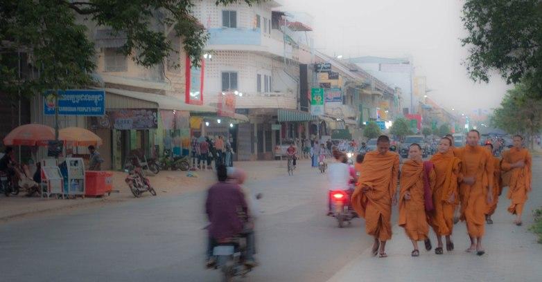 Battambang city, Battambang province, Cambodia