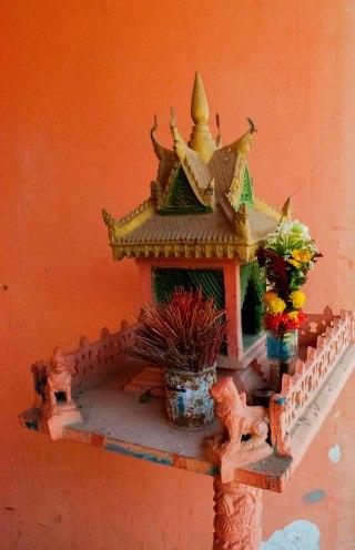 Battambang city, Battambang, Cambodia