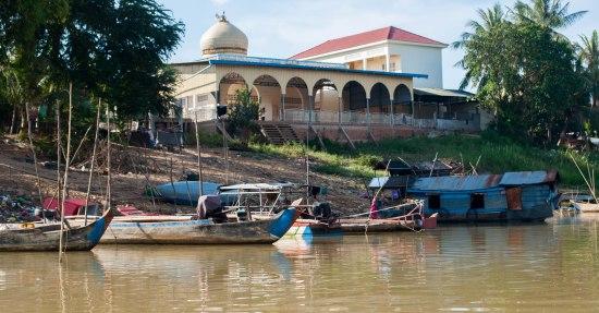 Sangkhae river, Battambang, Cambodia