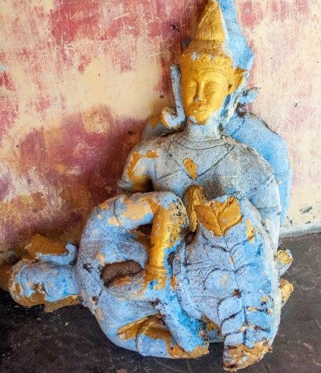Wat Nokor, near Kampong Cham Town, Kampong Cham Province, Cambodia
