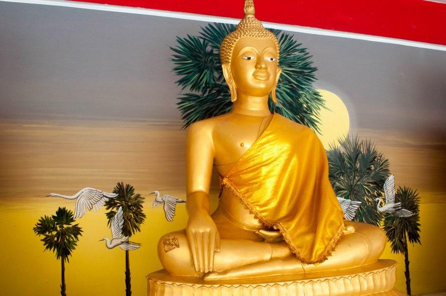 Wat Khongkaleab, Hat Yai, Southern Thailand