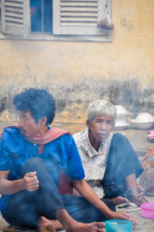 At Wat Toul Tompong, Phnom Penh