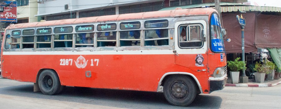 Local Nan bus