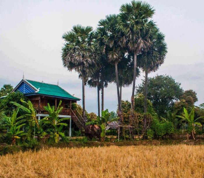 Champs Lodge, Kampot, Cambodia