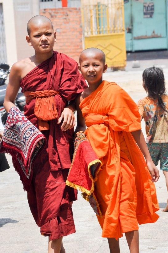 Wat Toul Tompong, Phnom Penh, Cambodia