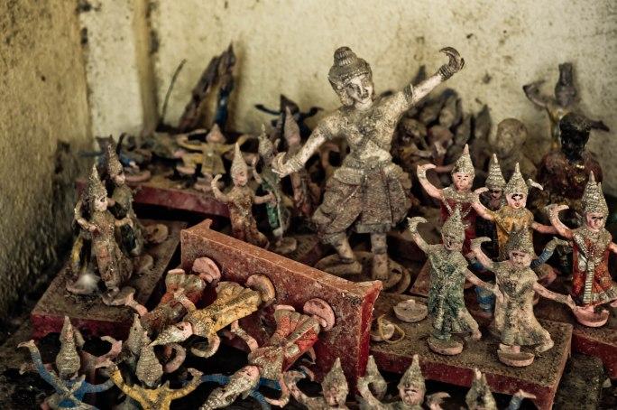 Wat Chantharam, Nakhon Si Thammarat, Thailand