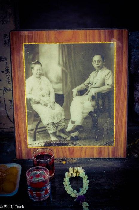 Chinese Cemetery, Silom Road, Bangkok