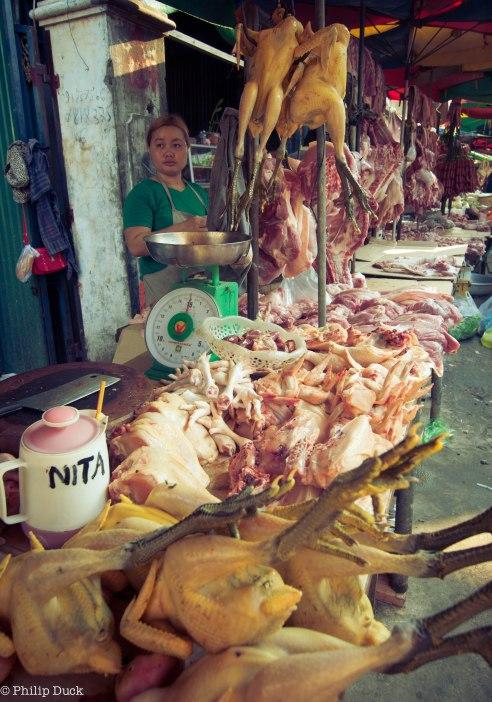 Sansam Kosal Market, Phnom Penh