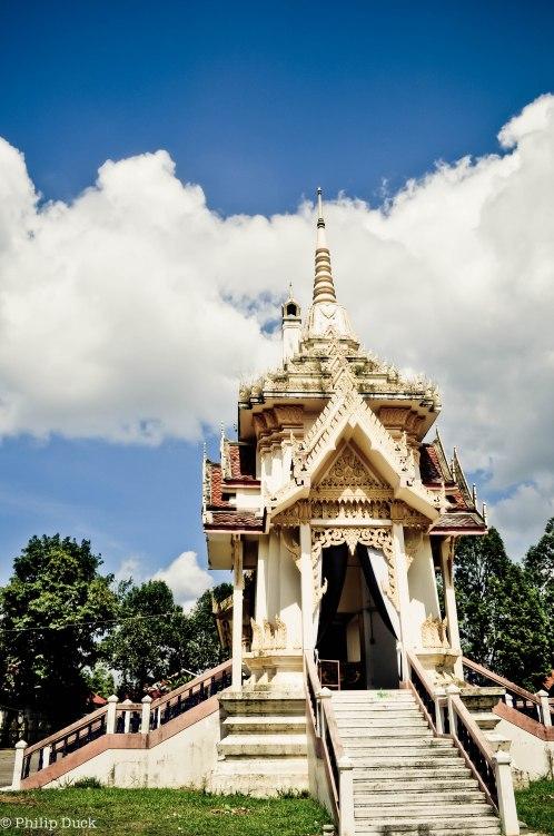 Buddhist Library, Nakhon Sri Thammarat, Thailand