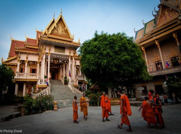 Wat Langka, Phnom Penh