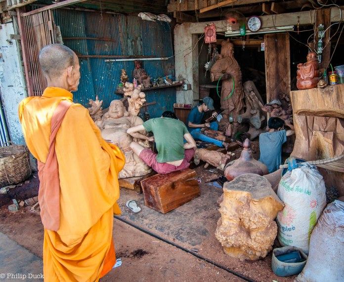 Boueung Trabek< Phnom Penh