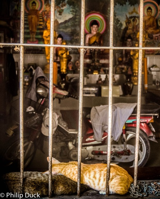 Wat Moho Montrey, Phnom Penh
