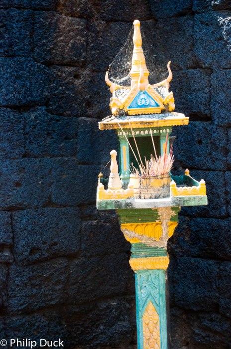 Wat Nokor, Kampong Cham, Cambodia