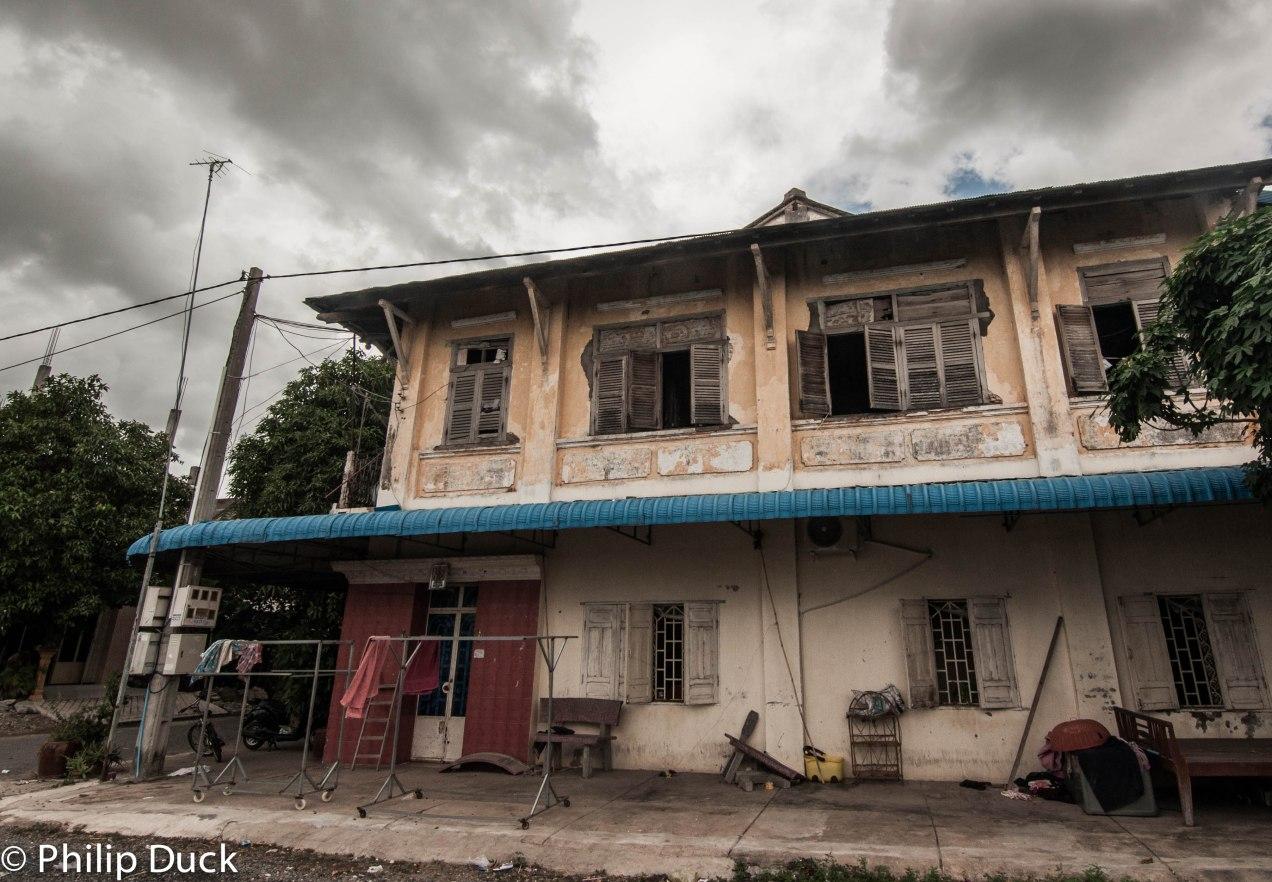 Takeo Town, Cambodia