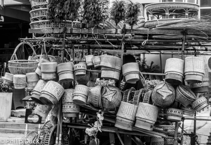 Bangkok Baskets