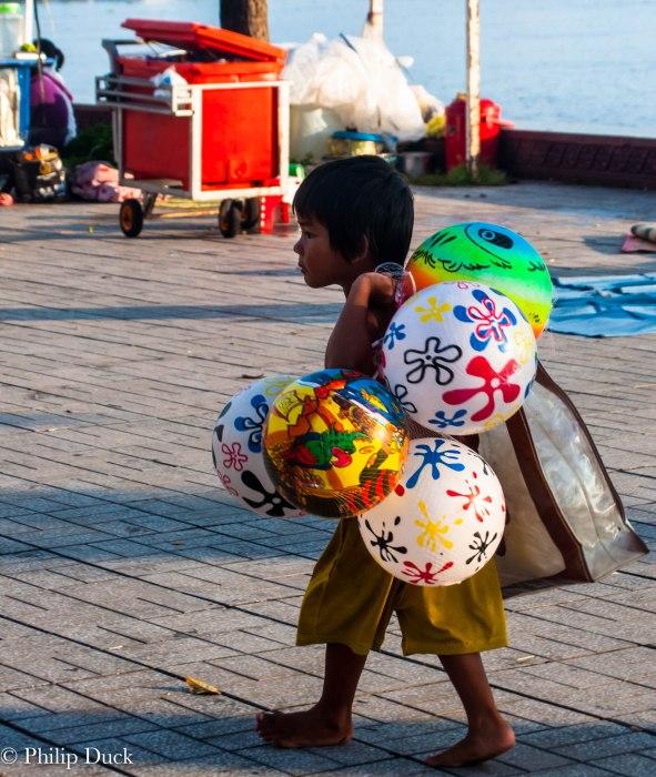 Water Festival, Phnom Penh Riverside