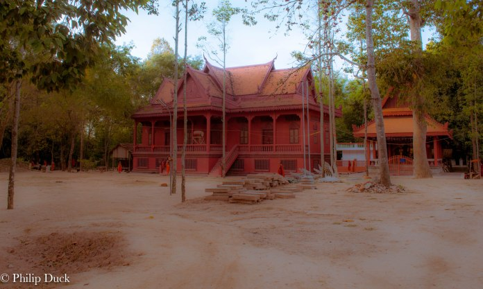 Wat Kein Svay, Kandal, Cambodia
