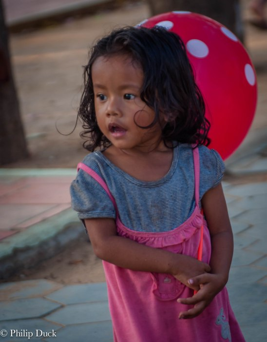 Battambang City, Batttambang, Cambodia